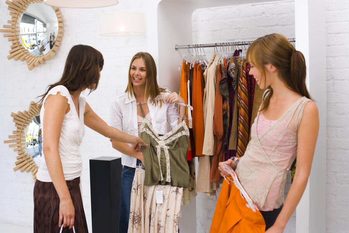 Как обновить свой гардероб