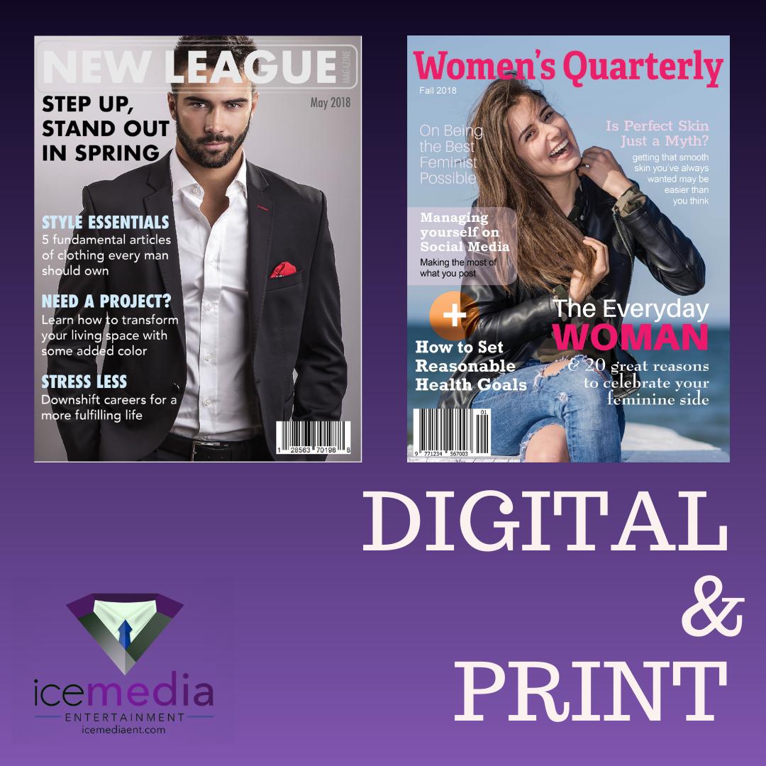 ICE Media Brands – Print